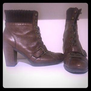 Nine West Buckled Boot